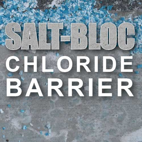 Salt-Bloc Chloride Barrier - Click Image to Close